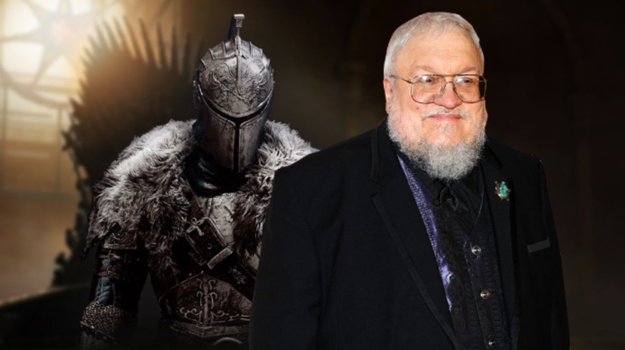 Report: George R.R. Martin Is Making A New Game With The Developers of 'Dark Souls'