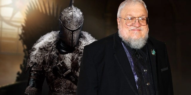 George R.R. Martin and FromSoftWare's New Game Leaks, Is Called Elden Ring