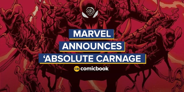 Marvel Announces 'Absolute Carnage' screen capture