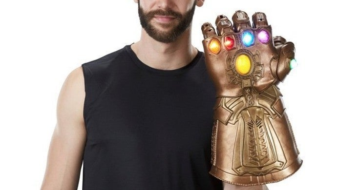 Save 30% on the Marvel Infinity Gauntlet Electronic Fist