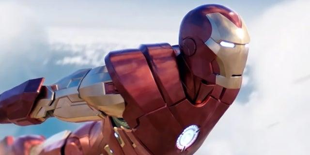 Marvel's Iron Man VR Armor Suit