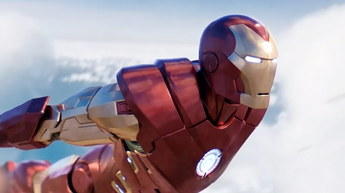Marvel's Iron Man VR Armor Suit