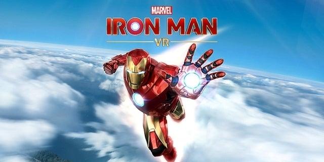 Marvel's Iron Man VR PlayStation VR Camouflaj