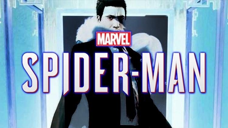Marvel's Spider-Man Martin li Parents