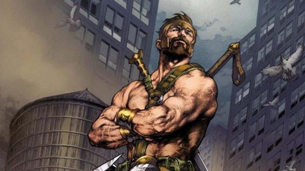Hercules Rumored to Be Main Character of Marvel's 'The Eternals'