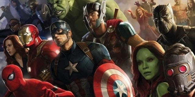 Marvel Studios superheroes