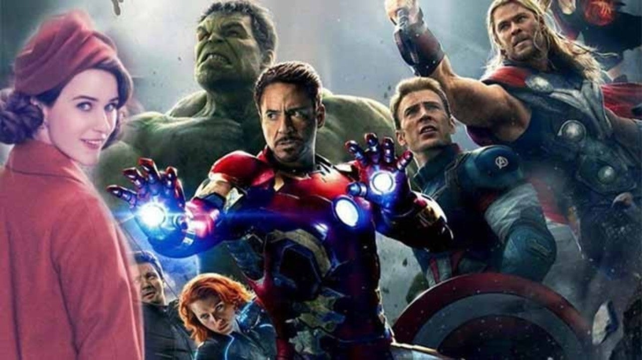 Image of: Haha avengers Infinity War Gets Mashed Up With the Marvelous Mrs Maisel Viki Avengers Infinity War Gets Mashed Up With the Marvelous Mrs Maisel