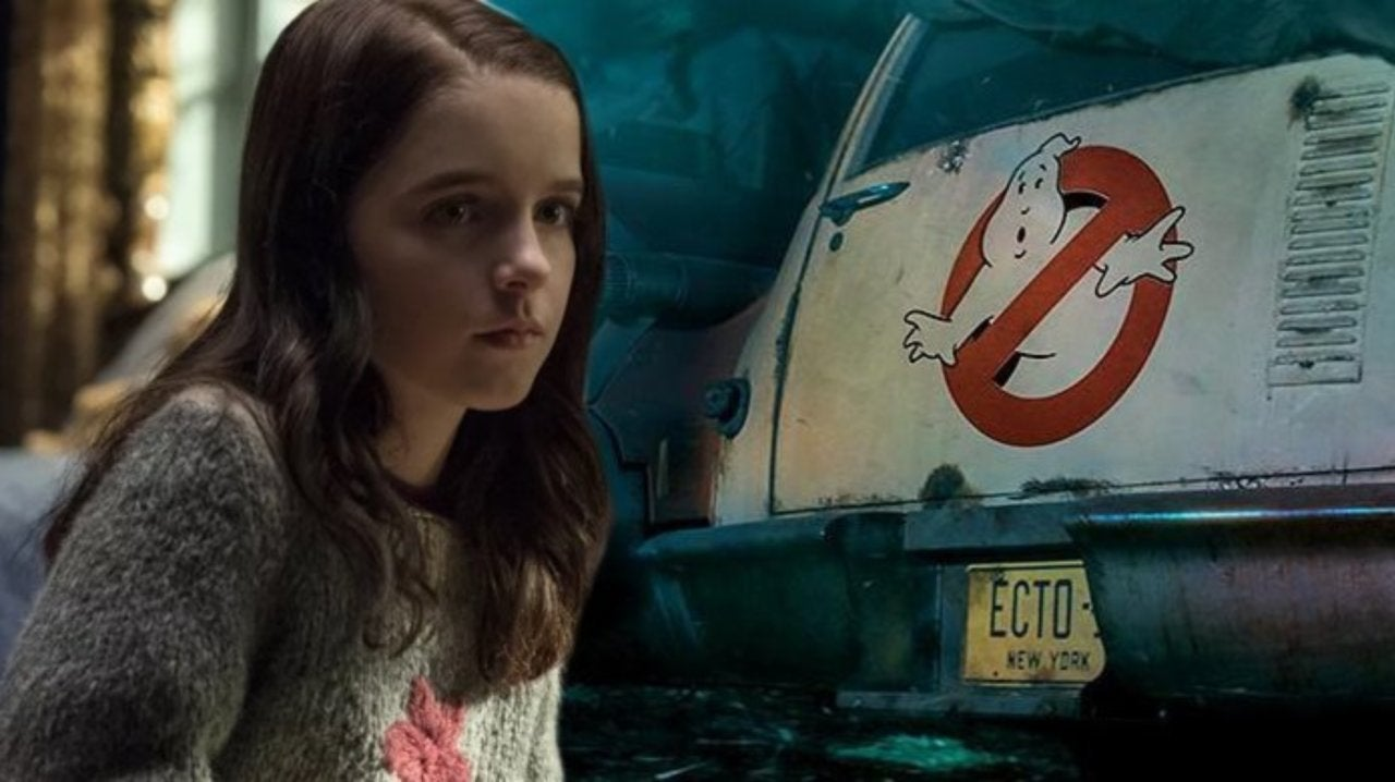 'Ghostbusters' Sequel Scores 'Captain Marvel' Star McKenna Grace for Lead Role