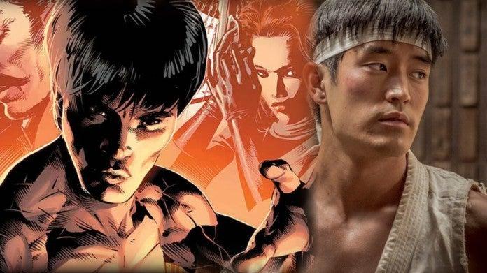 Mike Moh Shang Chi ComicBookcom