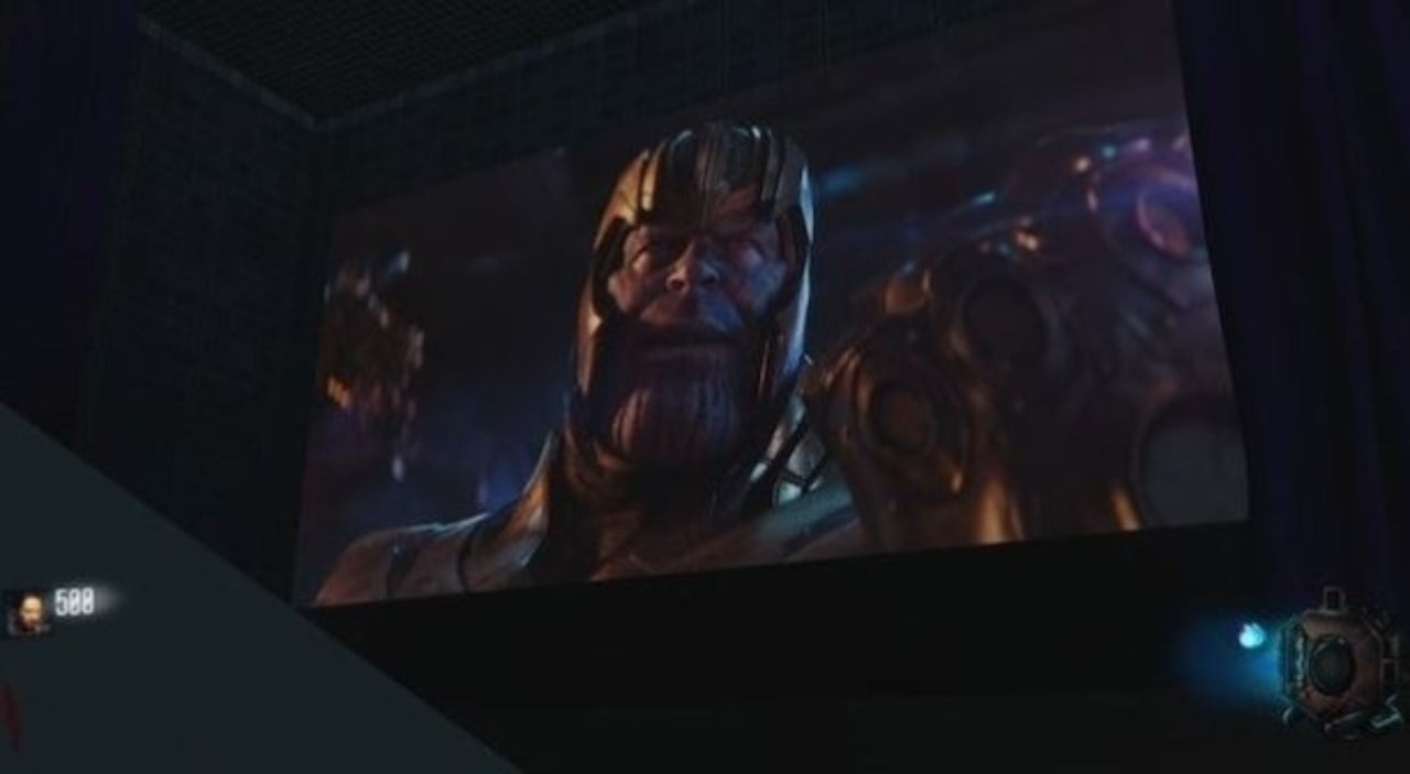 'Call of Duty: Black Ops' Player Makes Entire Zombies Map to Watch 'Avengers: Infinity War'