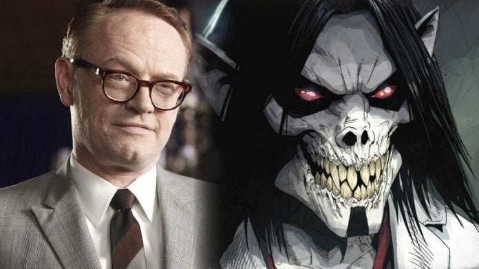 Morbius movie Jared Harris