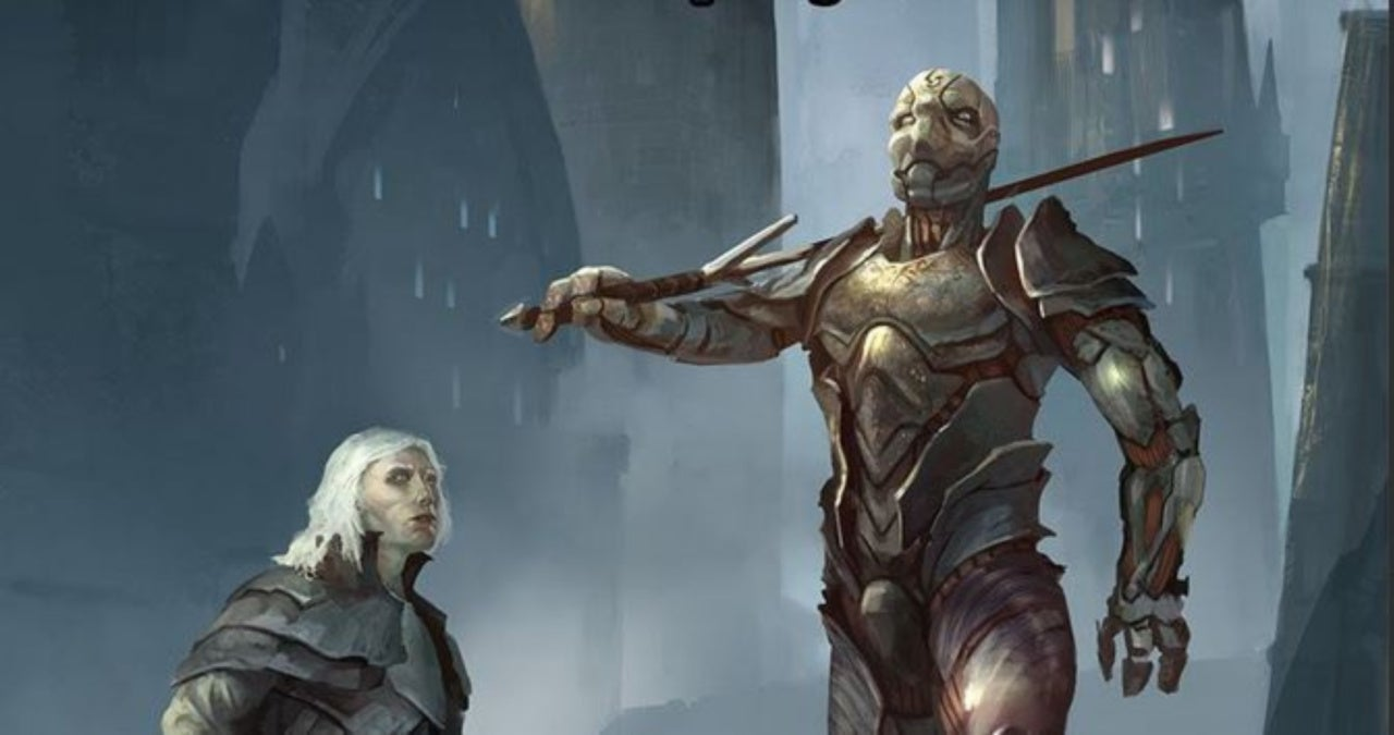 'Dungeons & Dragons' World of Eberron Expands With New Supplement