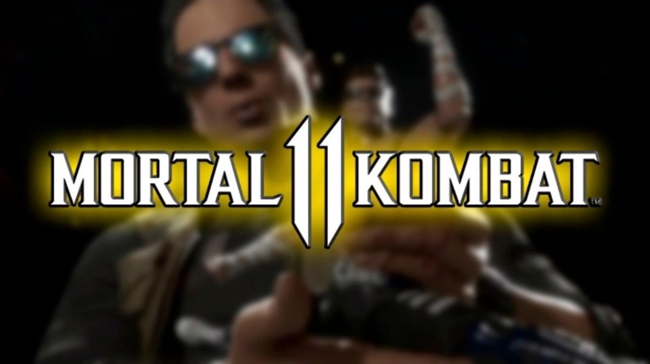 Mortal Kombat 11' Fans Spot Adorable Detail in Johnny Cage Trailer