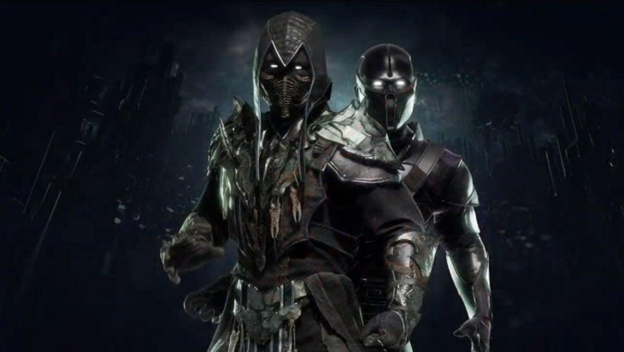 mortal combat mortal kombat masked characters