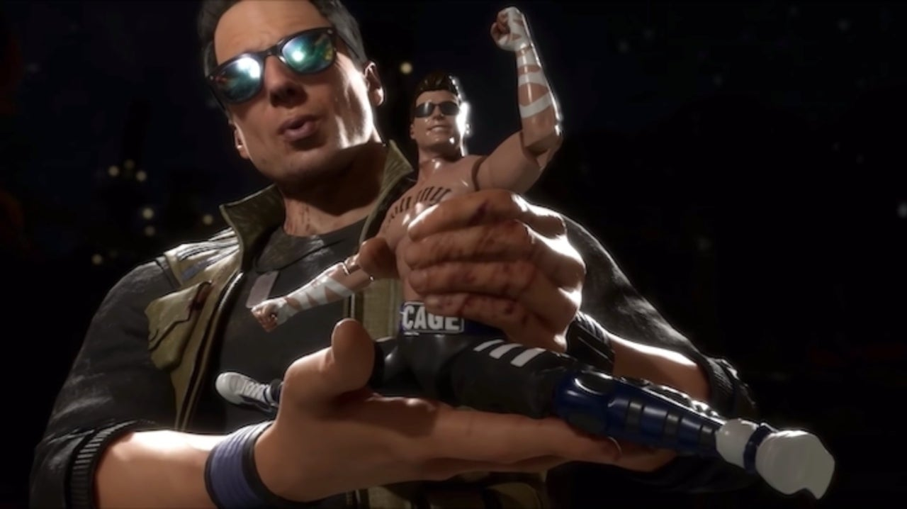 WATCH: Mortal Kombat 11 Johnny Cage Fatal Blow Recreated In Real Life