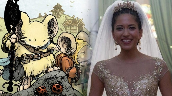 mouse guard movie sonoya mizuno