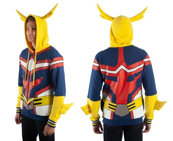 my-hero-academia-all-might-hoodie