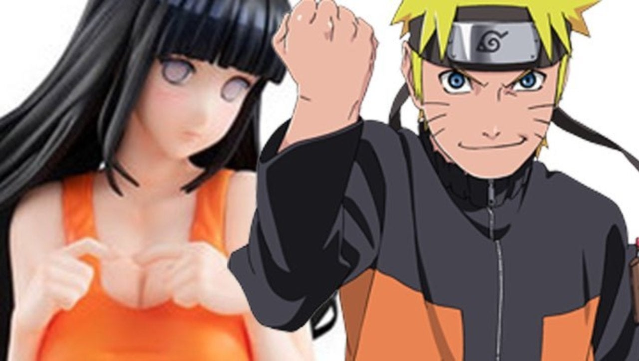 New Naruto Figure Sees Hinata Strip Down For Summer