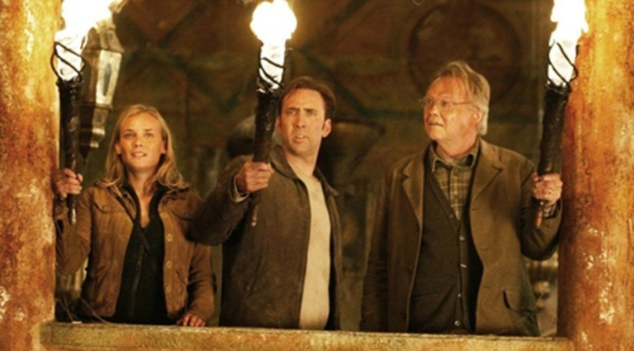 Hilarious Video Wonders When National Treasure 3 Will Be Announced for Disney+