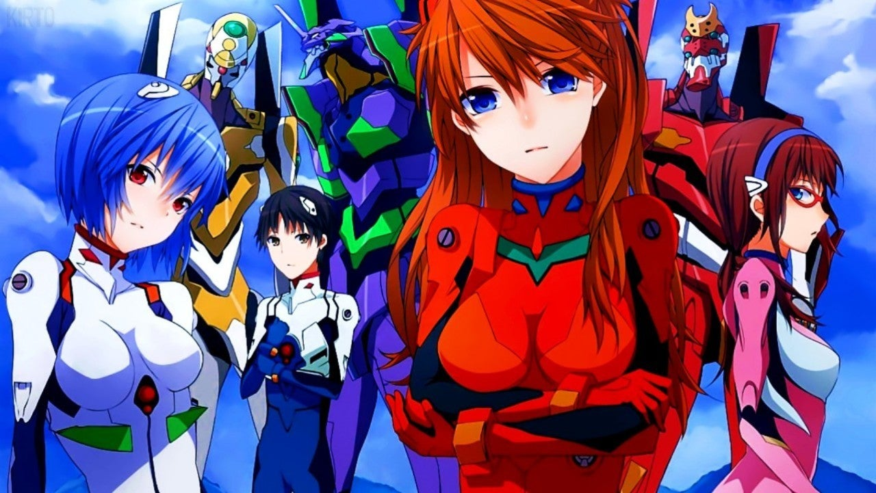 Anime Fans Have Concerns About Netflix's Dub of 'Neon Genesis Evangelion'