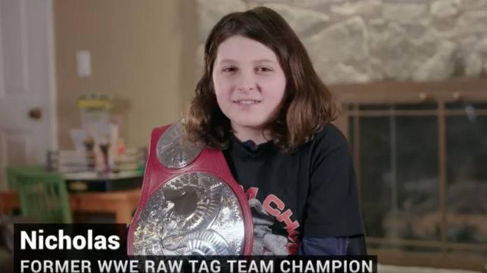 Nicholas-WWE