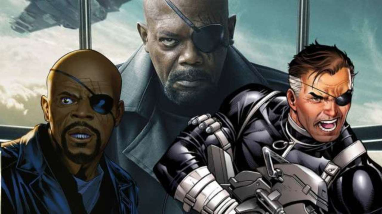 How Nick Fury Gets His Eyepatch in the Comics