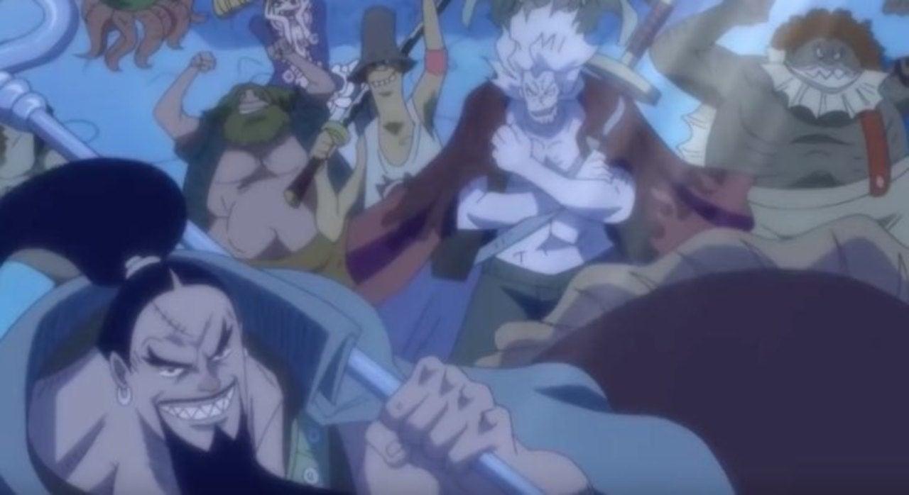 One Piece  Reveals Return Of The Sun Pirates 5508a36a412e