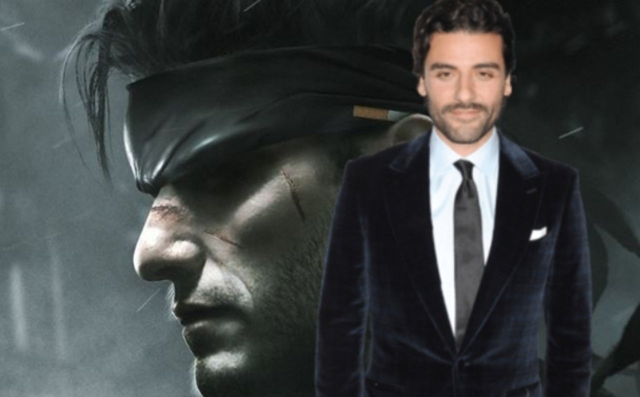 Metal Gear Solid Movie Director Comments On Oscar Isaac's Bid to Play Snake