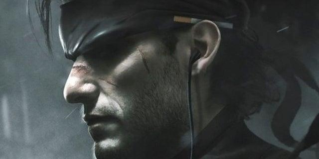 Oscar Isaac Metal Gear Solid Movie Solid Snake