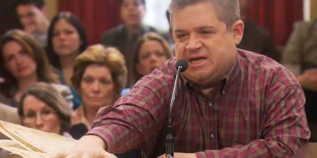 Star Wars: Michigan Woman Delivers Patton Oswalt's 'Parks and Recreation' Filibuster at Real Meeting