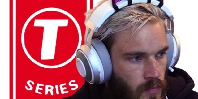 PewDiePie T-Series