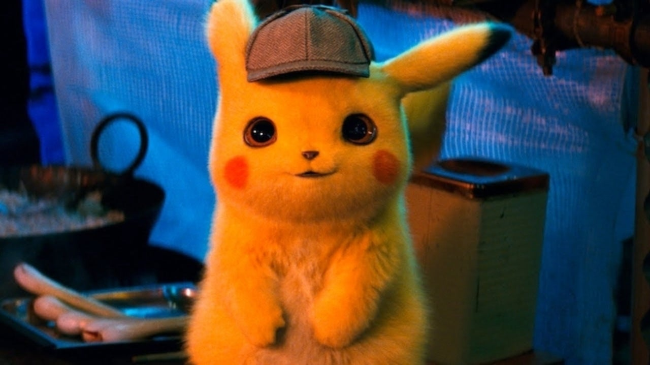 Detective Pikachu First Reactions Released Online