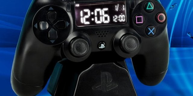 playstation-controller-alarm-clock-top
