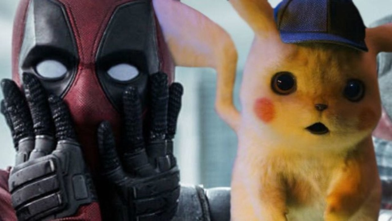 'Pokemon' Meets 'Deadpool' In This 'Detective Pikachu' Cosplay