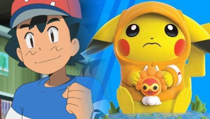 pokemon funko pikachu