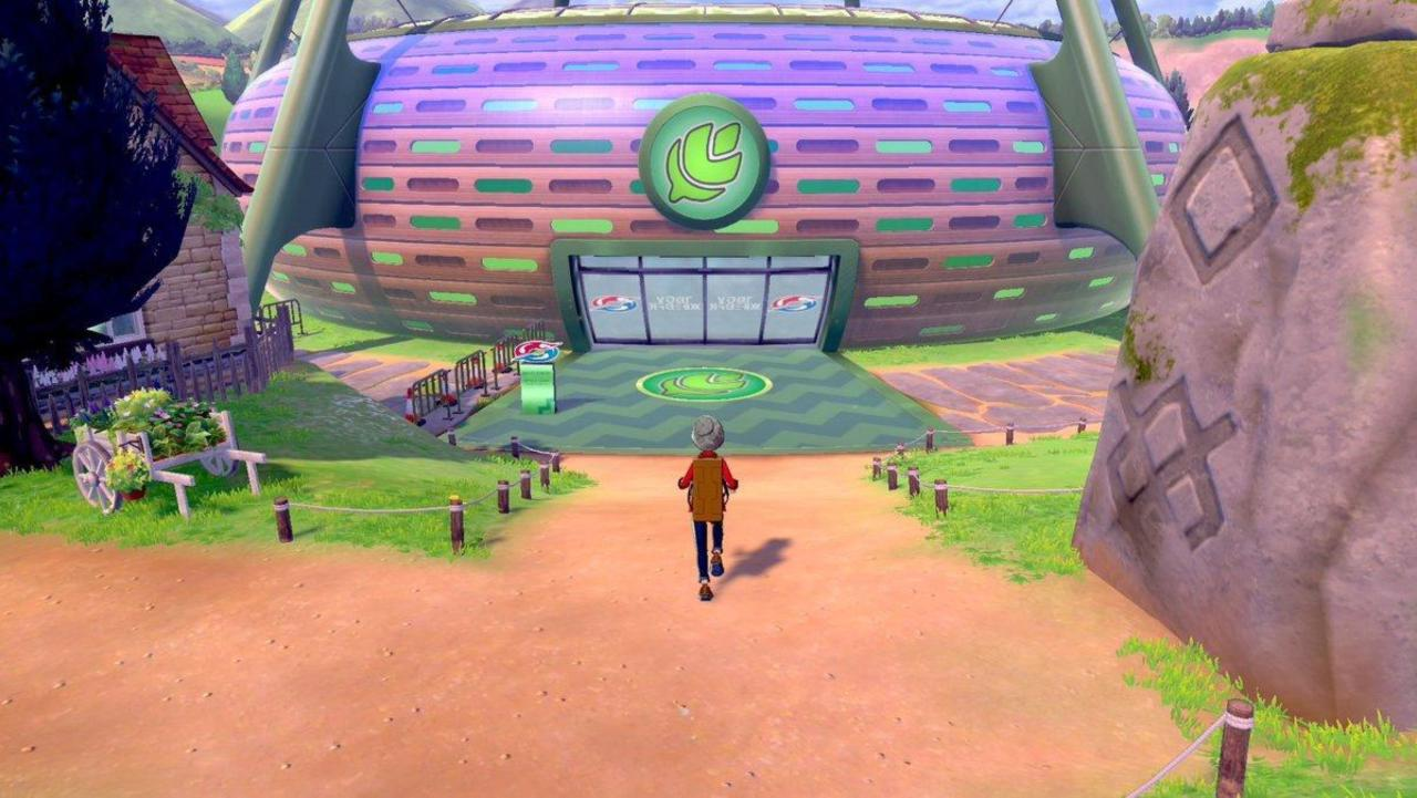 'Pokemon Sword & Shield' Will Have Gym Masters Instead of Gym Leaders