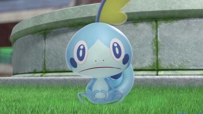 pokemon sobble