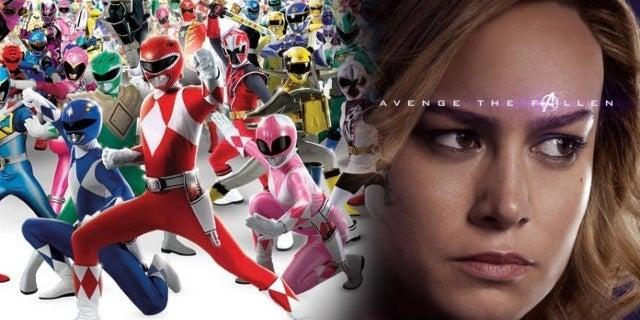 Power-Rangers-Avengers-Endgame-Posters
