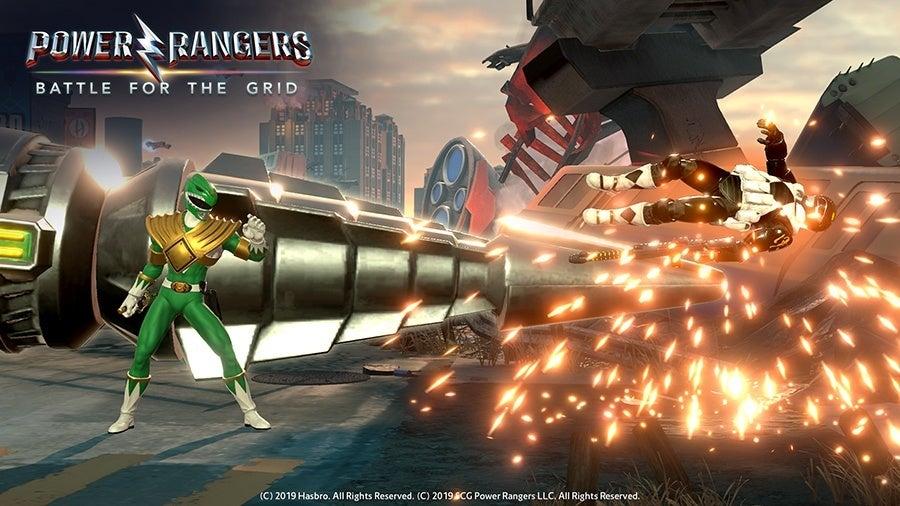 Power-Rangers-Battle-For-The-Grid-Game-Tommy-Green-Ranger-Mastodon-Sentry-1