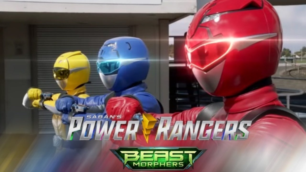 Power Rangers Beast Morphers' Episode 2 Clips Spotlight The