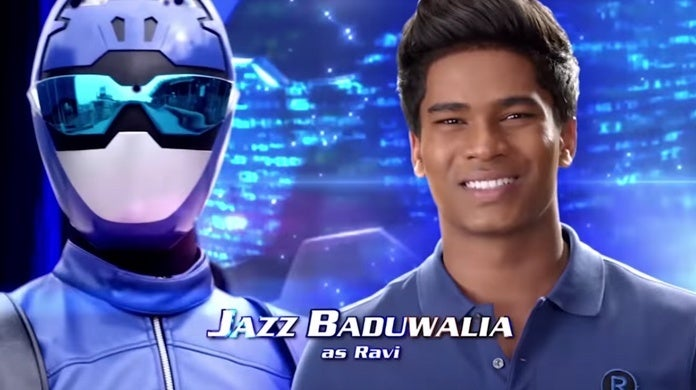 Power Rangers' Jasmeet Baduwalia Offers Future Rangers ...