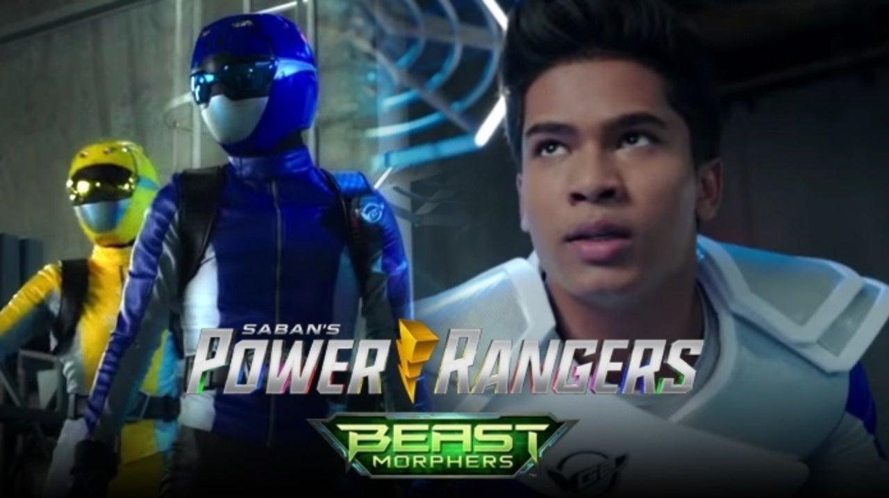 Power Rangers Beast Morphers' Jasmeet Baduwalia Talks Emotional Final Day of Filming