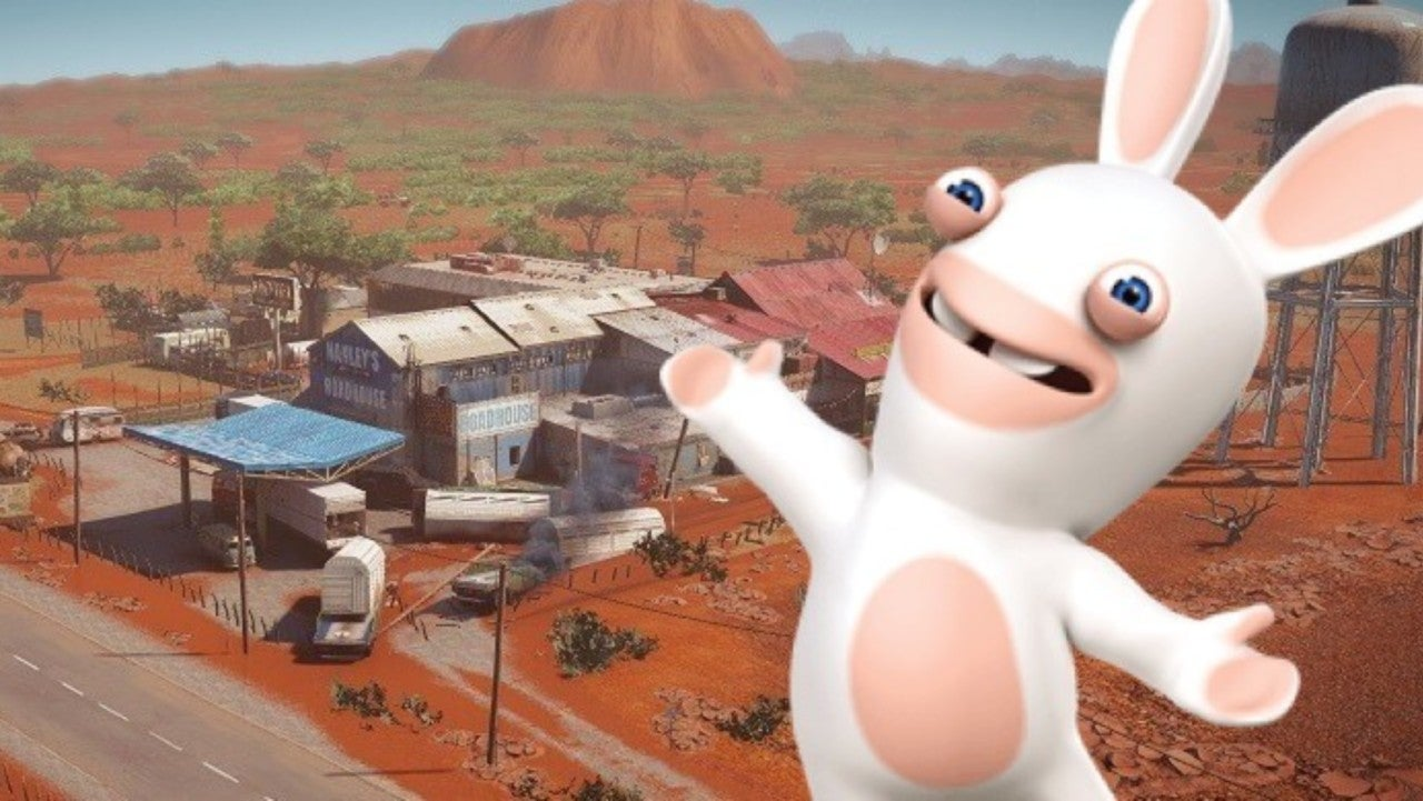 New 'Rainbow Six Siege' Map Has a Rabbids Easter Egg