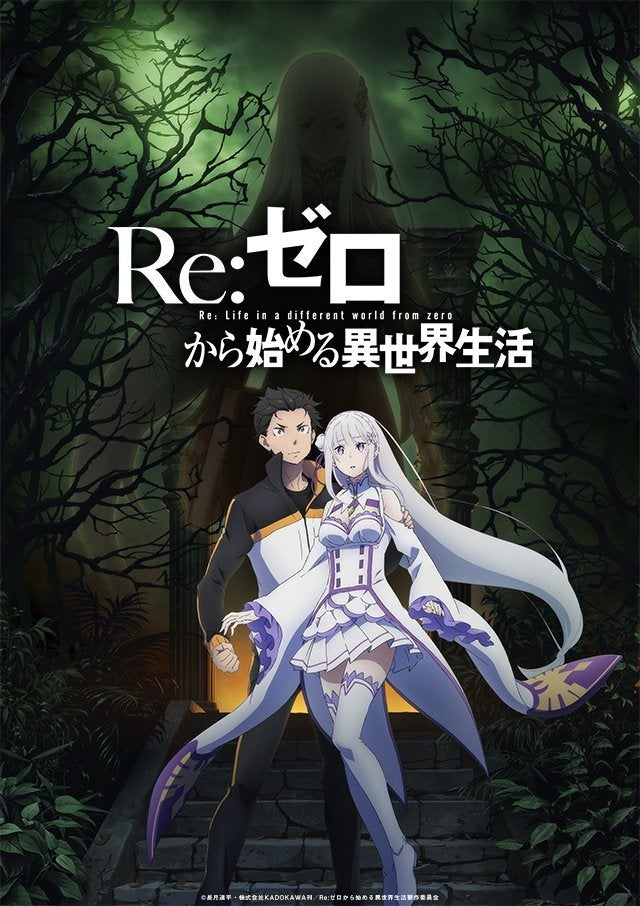 'Re:Zero' Season 2 Announced