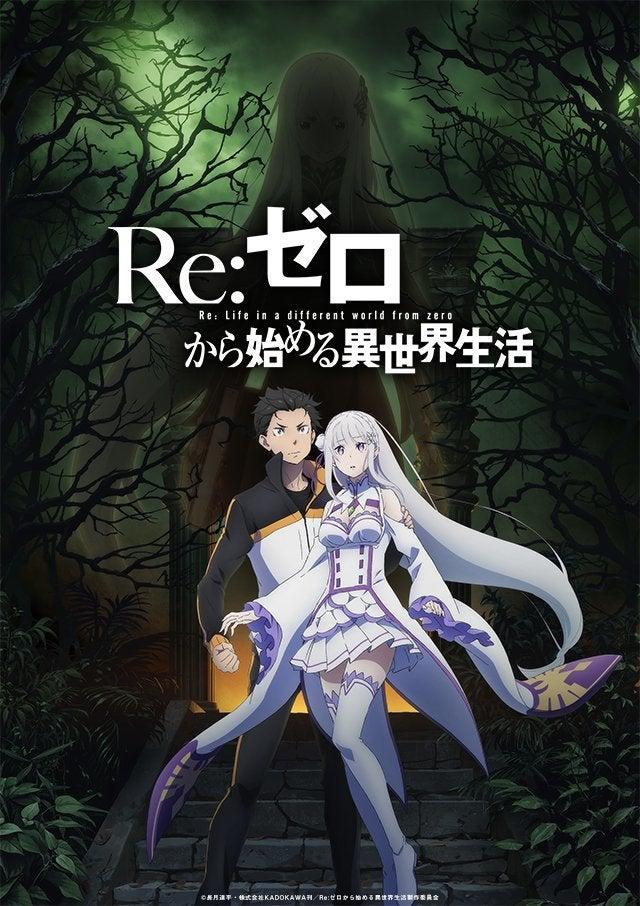 Re:Zero' Season 2 Announced
