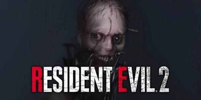 Resident Evil 2 Scrapped Ideas Capcom
