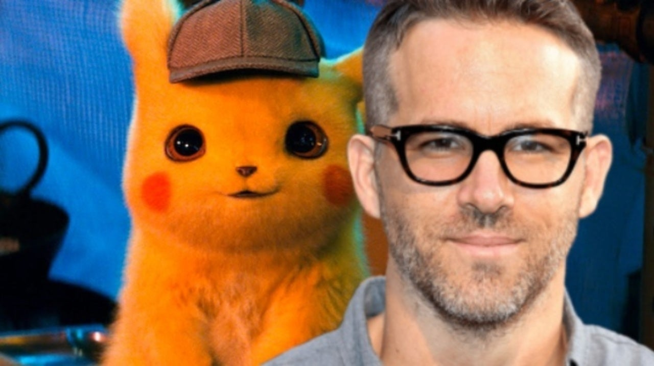 Ryan Reynolds Hilariously Responds To Viral Pikachu Meme
