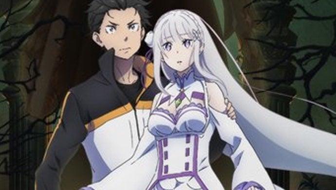 rezero season two