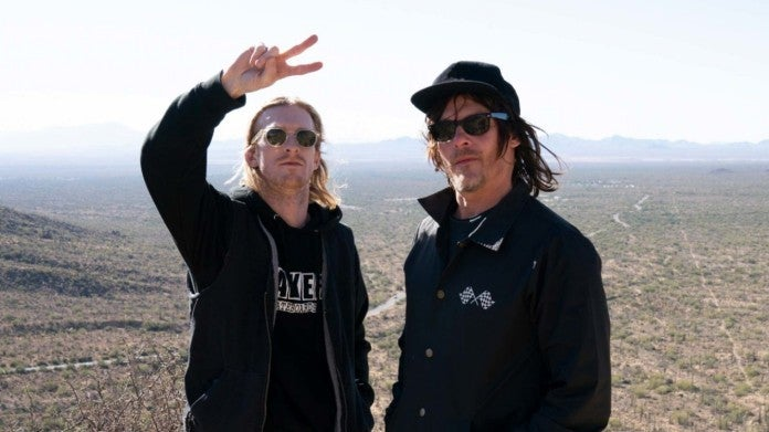 Ride With Norman Reedus Austin Amelio