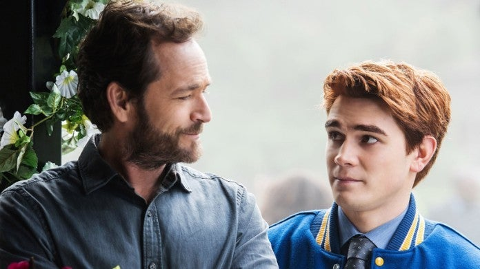 Riverdale Fred Archie Luke Perry
